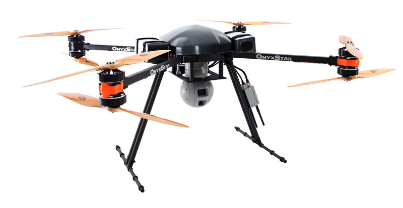 onyxstar drone uav fox c8 xt long flight time extended - FOX-C8 XT Observer