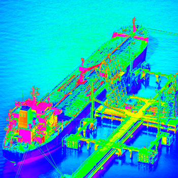 onyxstar thermal thermography tanker ship boat drone uav flir 1 - XENA Thermo