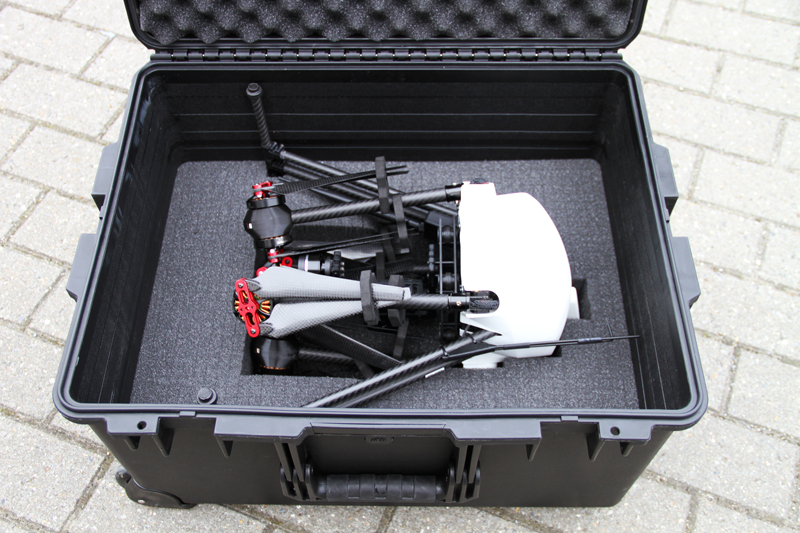 onyxstar xena drone uav flight case transport easy - XENA Observer