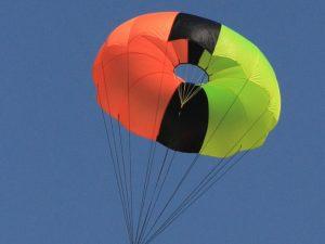 parachute emergency system drone uav uas rpas 300x225 - Technologies