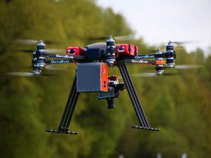 integration-capteur-charge-utile-drone-professionnel