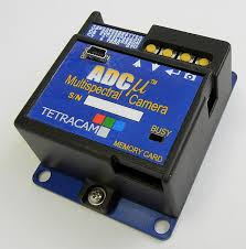 tetracam ADC micro1 - Multispectral and Hyperspectral drone imagery