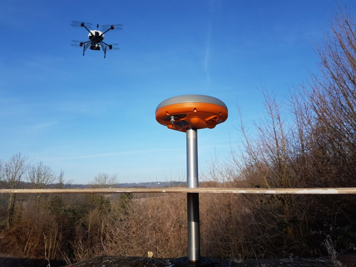 AltiGator integrates Septentrio's RTK technology for centimeter-level positioning accuracy on UAVs equipped with Mikrokopter flight controller
