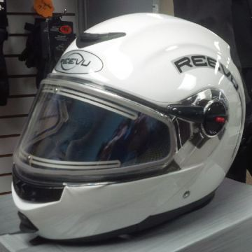 Electric Snowmobile helmets