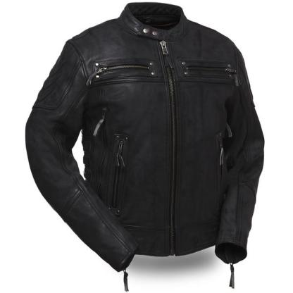 Mens Touring Motorcycle Jacket