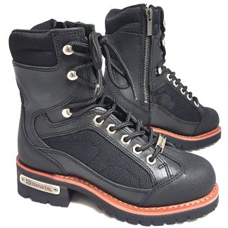 Womens motorcycle boot Coco