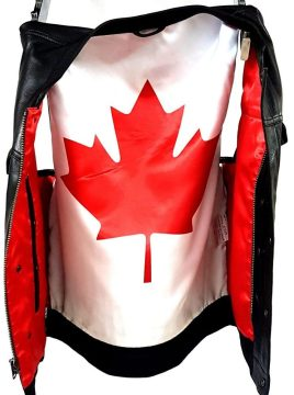 Stand out and be Canadian