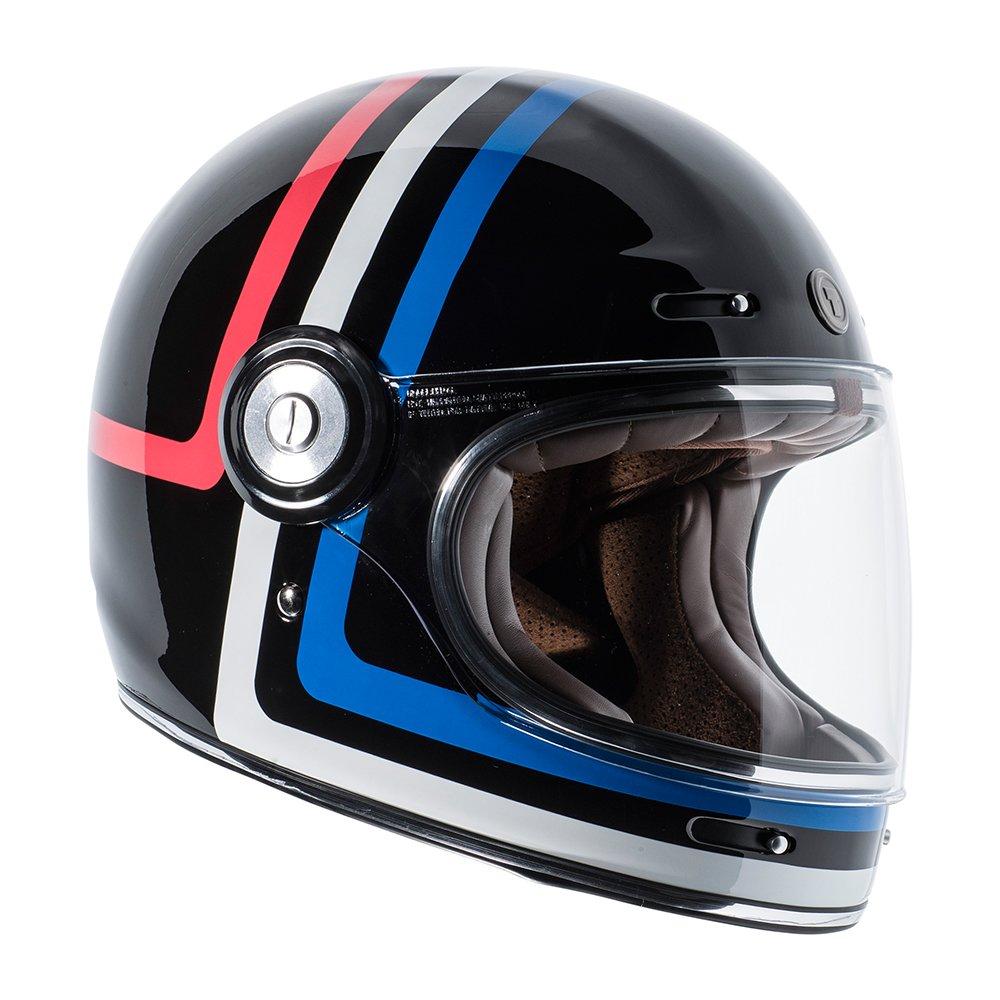 227db2fd Torc T1 Helmet Retro Vintage Style Fiberglass DOT Approved