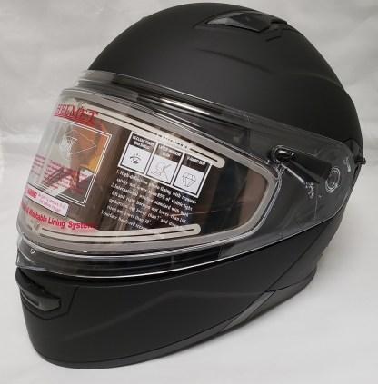 Altimate snowmobile helmet