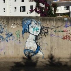 graffitis et street art