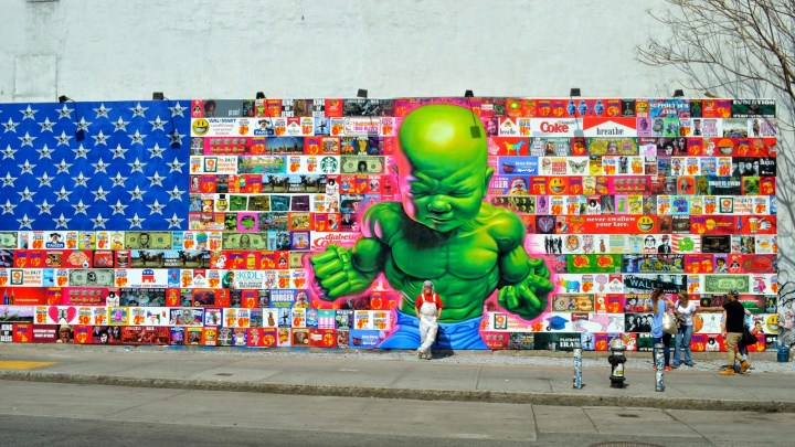Houston Bowery Wall: Full history of the iconic New-York Street Art Wall!