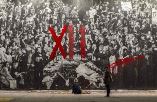 Transformé en X11 en Hommage aux victimes du bar Borderline en Californie