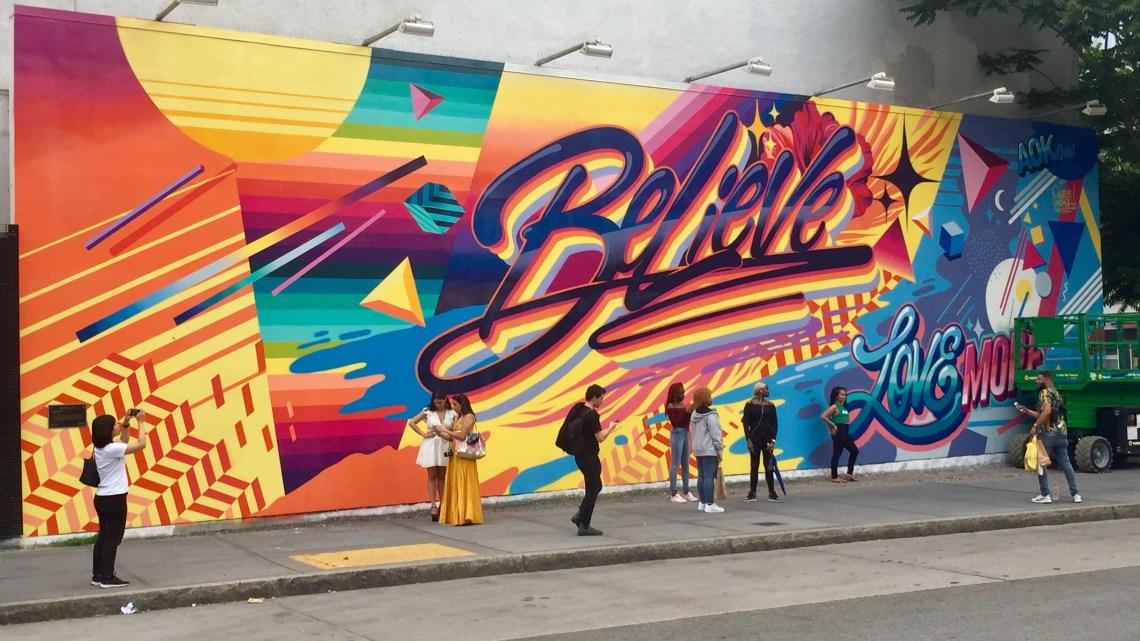Vos 20 œuvres Street Art préférées en 2 années de blog !