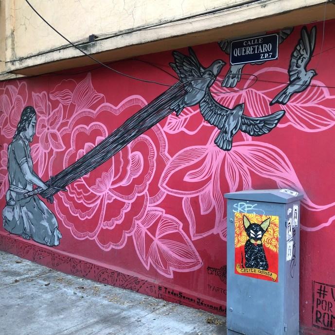 Mexico city - Roma Norte - Mexico City - Artiste Chauiztle