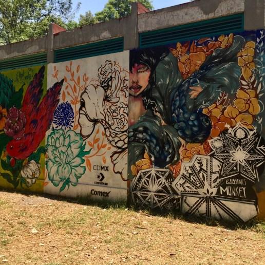 Gagnant concours Street Art Mexico sponsorisé par Comex Converse CDMX