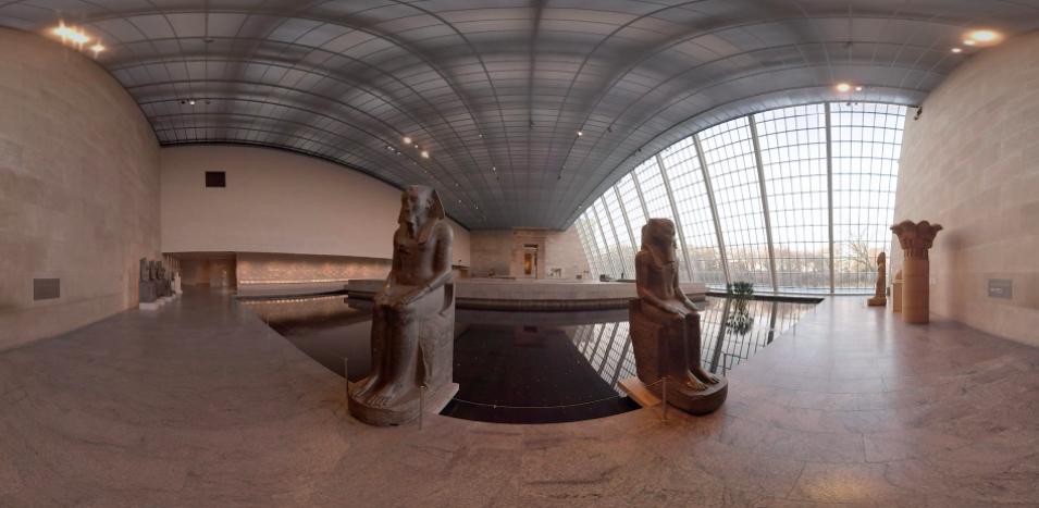 Visite virtuelle du musée MET de New-York. Visite gratuite