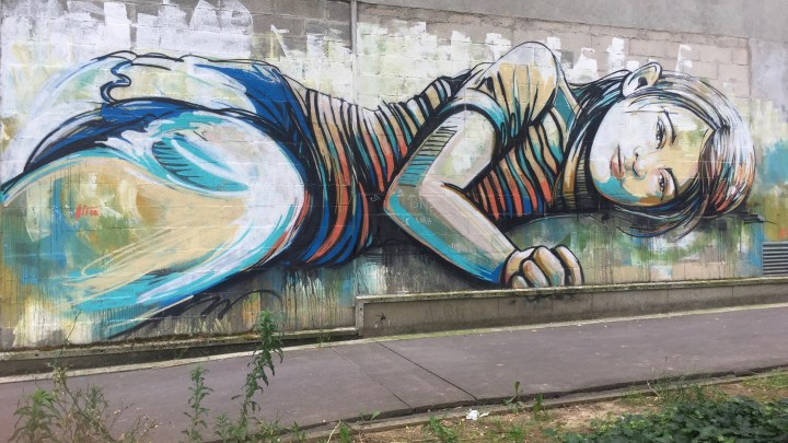 Street Art Walk in Vitry-sur-Seine with Street Art Tour Paris