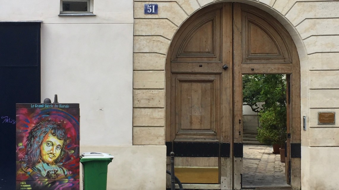 Christian Guémy: When Street Art meets French History in Paris