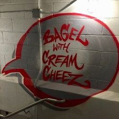 Bagel with Cream Cheez