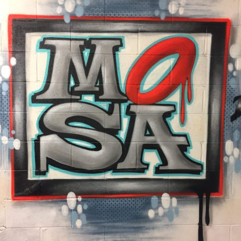 MOSA par Meres One