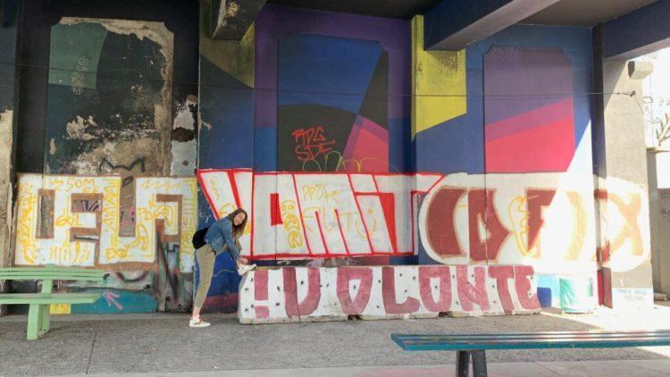Séverine Thery Fondatrice du blog Street Art Altinnov