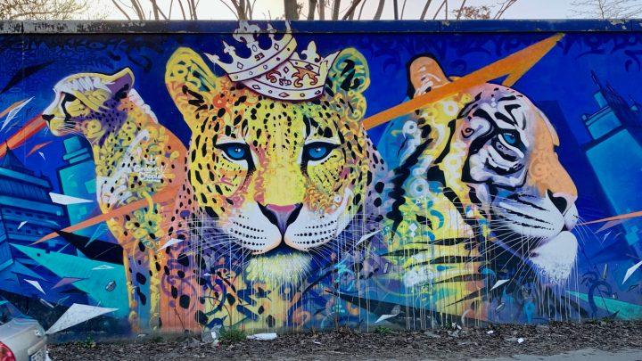 Street Art Avenue Grand Paris : un parcours Street Art en devenir !