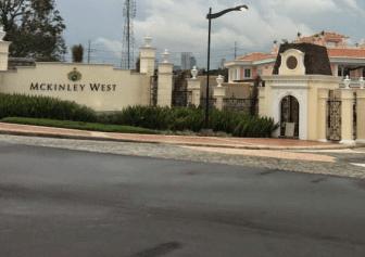 McKinley West Gate