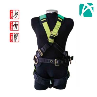 arnes-4d-litepro-cinturon-espigon-respaldo-lumbar-dorsal-y-piernas