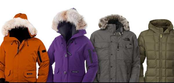 The North Face Gotham II VS Canada Goose Chilliwack ...