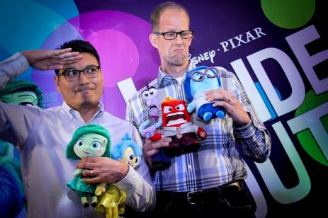 Inside Out Director Ronnie del Carmen