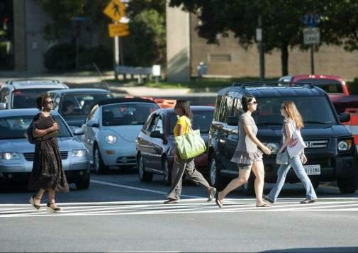 Virginia Pedestrian Laws – Altizer Law