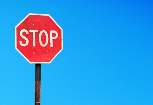 Stop Sign - Personal Injury Case -- Altizer Law