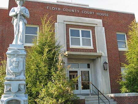 Floyd County Personal Injury Lawyer