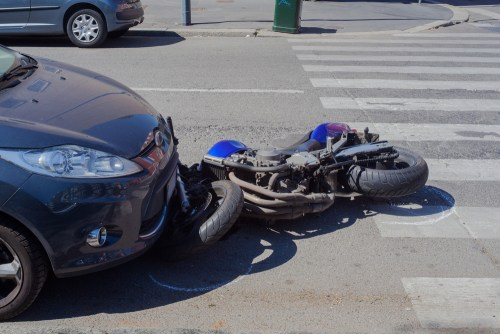 Alcohol-Impaired Driver Rear-Ends Motorcycle