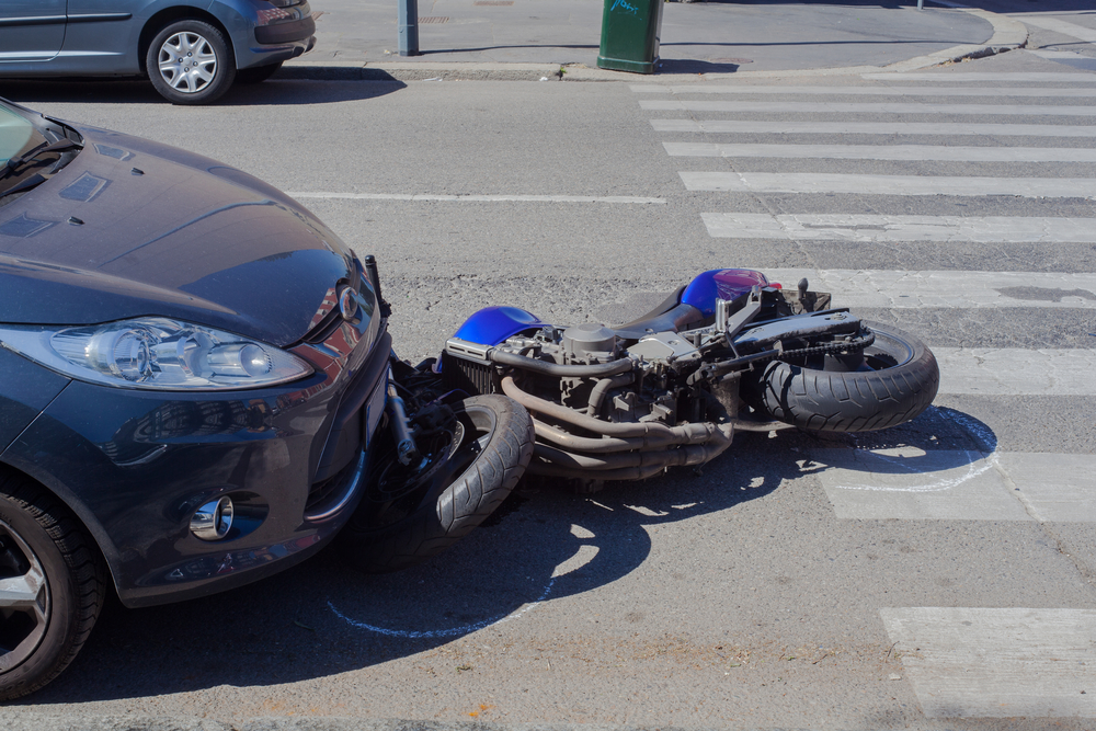 Alcohol impaired driver rear ends motorcycle -- Altizer Law PC
