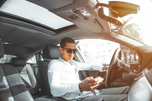 Distracted Driving: A Life-Threatening Behavior