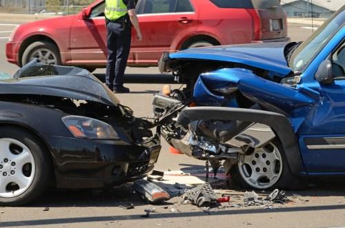 Head-On auto accident - Altizer Law PC