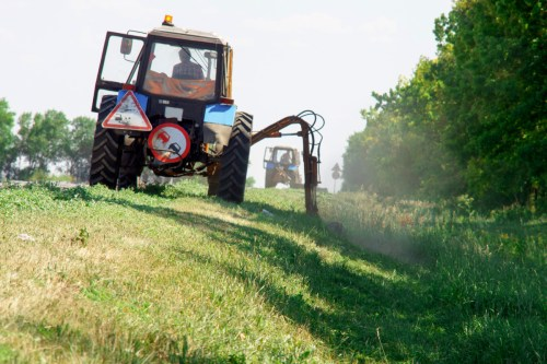 Ignored Hazard on Highways: Mowing Tractor -- Altizer Law PC