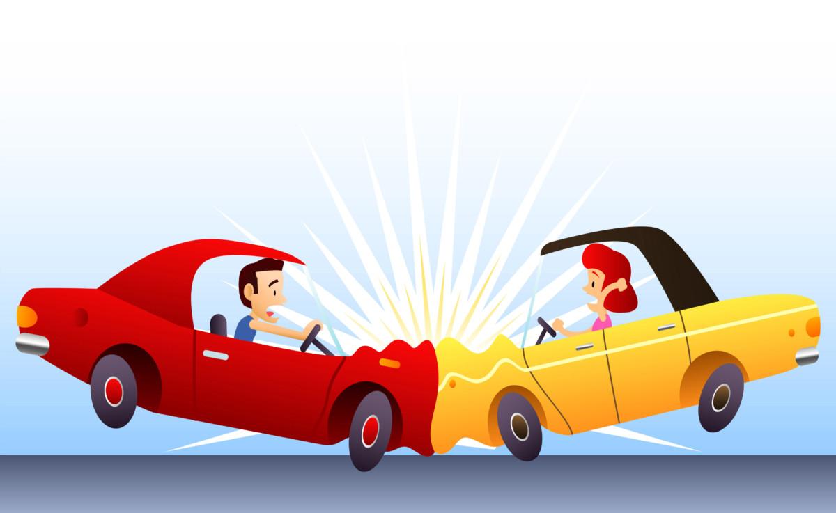 head-0n Car Crash - Altizer Law PC