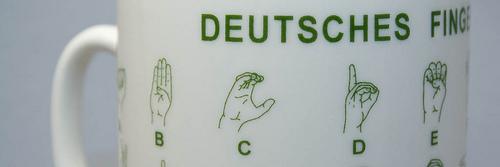 gebaerdensprache - Bodum
