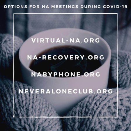 NA Virtual Meetings