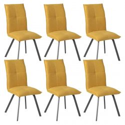 lot de 6 chaises altobuy fr