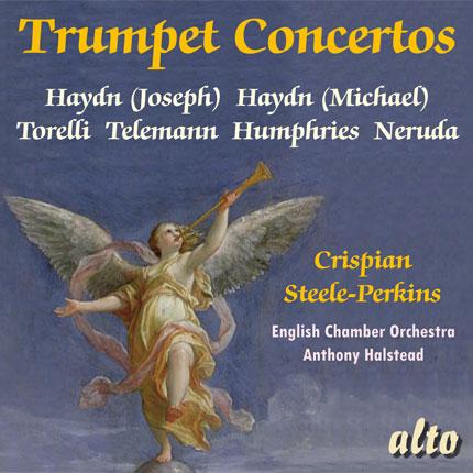 Crispain Steele-Perkins: Six Trumpet Concertos
