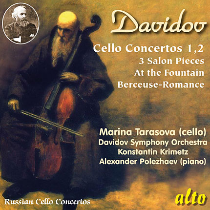 Davidov: Cello Concertos