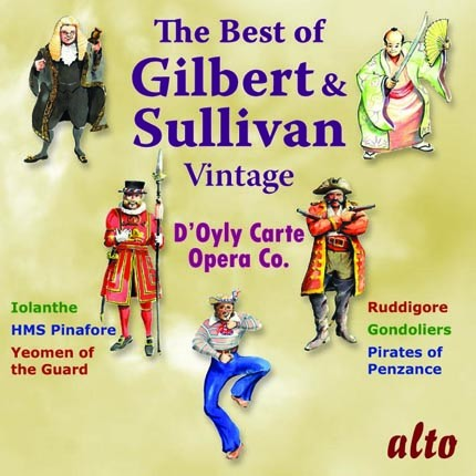 ALC1088 - The Very Best of Gilbert & Sullivan Vintage