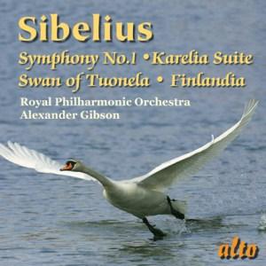ALC 1089 - Sibelius: Symphony No. 1 / Karelia Suite / The Swan of Tuonela / Finlandia