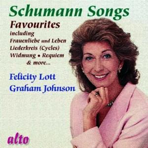 ALC1091 - Schumann Favourite Songs