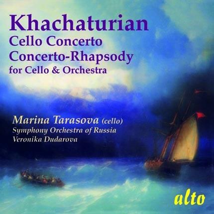 ALC1094 - Khachaturian: Cello Concerto & Concerto-Rhapsody