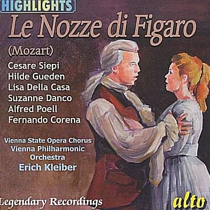 ALC 1097 - Mozart: Le Nozze di Figaro - Highlights