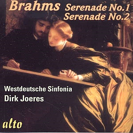 ALC1098 - Brahms: Serenades Nos. 1 and 2